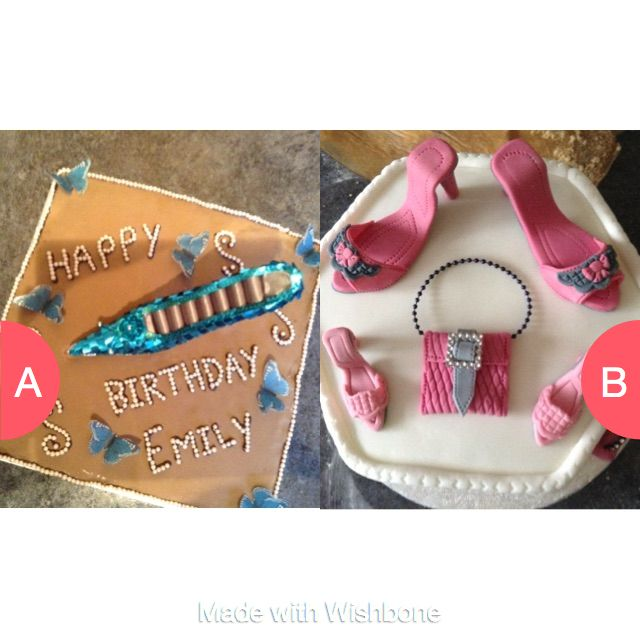 Which one is better  Click here to vote @ http://getwishboneapp.com/share/14055499