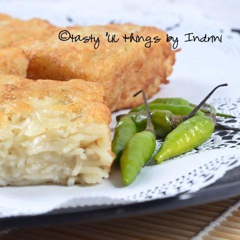 Fried Mee Sua #homemade #cooking