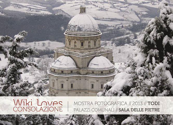 Una mostra fotografica delle foto finaliste per Wiki Loves Monument