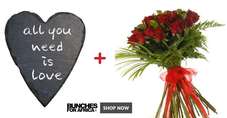 Valentines Facebook Promotion for Florist Online Shop