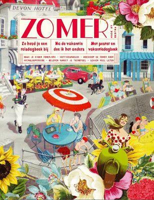 Sestra ZOMER magazine 2013