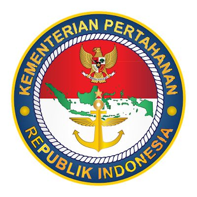 Logo Kementerian Pertahanan Republik Indonesia