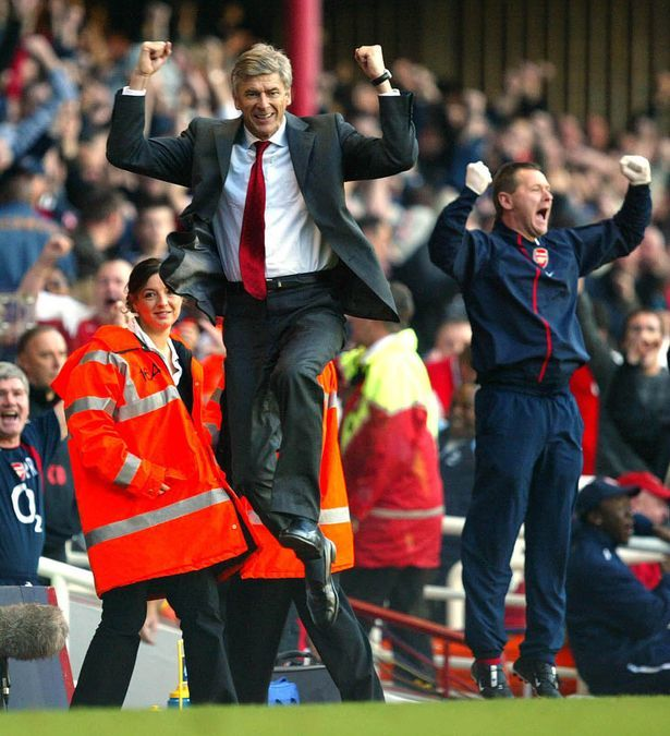 Winner: Wenger changed the face of English football forever