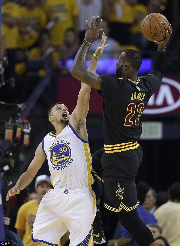 Game 7 between the Cavaliers and Warriors drew the highest television rating for the NBA Finals since Michael Jordan's last championship