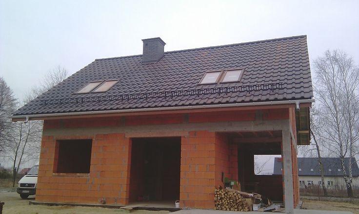 Budowa domu Optymalny #projekt #dom #budowa
