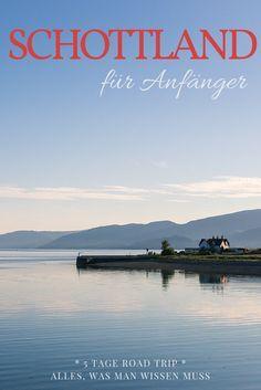 Wenn ihr eine Reise nach Schottland mit dem Mietwagen plant, aber noch nicht genau wisst, welche Route ihr nehmen sollt oder wo ihr übernachten könnt, dann haben wir hier für euch die ultimativen Tipps!