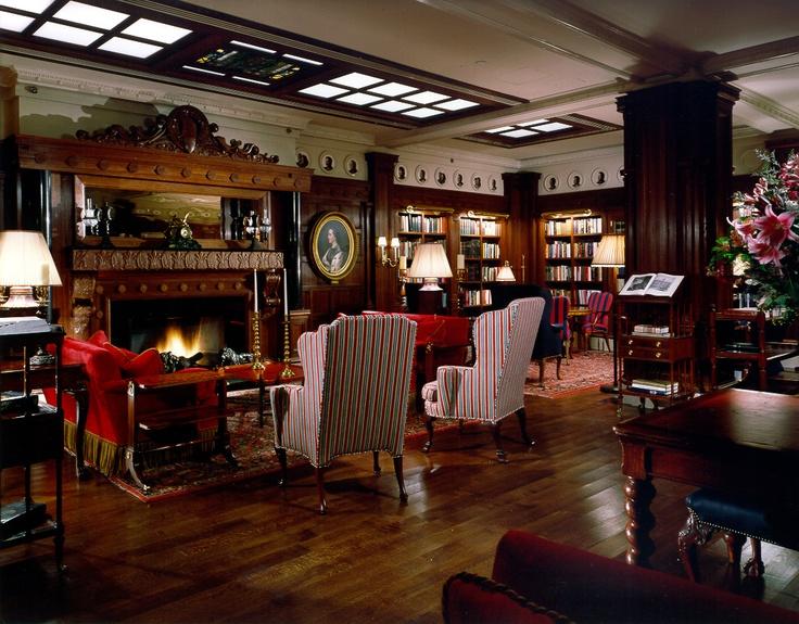 Penn Club of New York - Done by Helpern Architects circa 1994