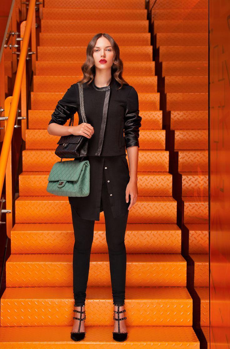 Fashion check in - the 6 million dollar storyPatricia Petrova shot by Vasilis Lagios