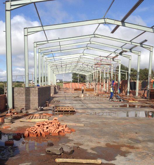 September progress. #acaciabusinesspark #minifactory #commercialproperty #hillcrest