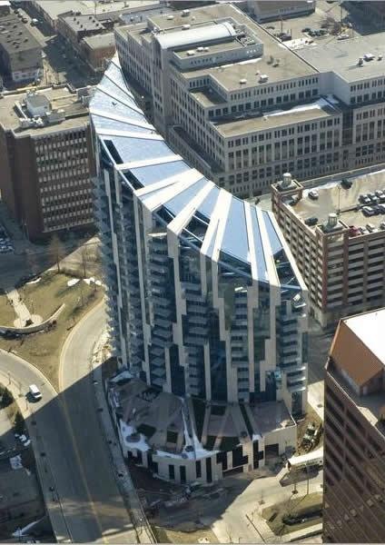 Daniel Libeskind - The Ascent Cincinnati