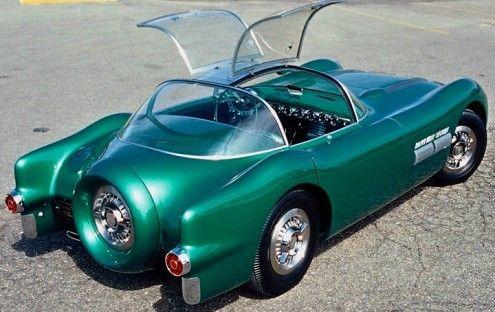 1954 Pontiac Bonneville Special Concept