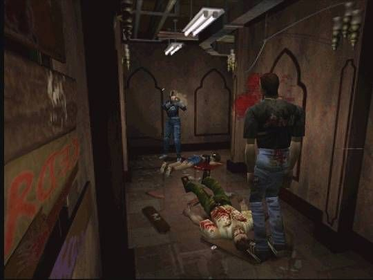 Resident Evil 2 Video game Images