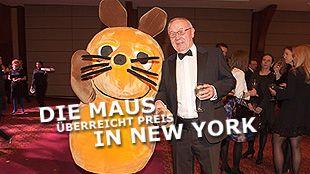 Die Maus in New York; Rechte: WDR 2013