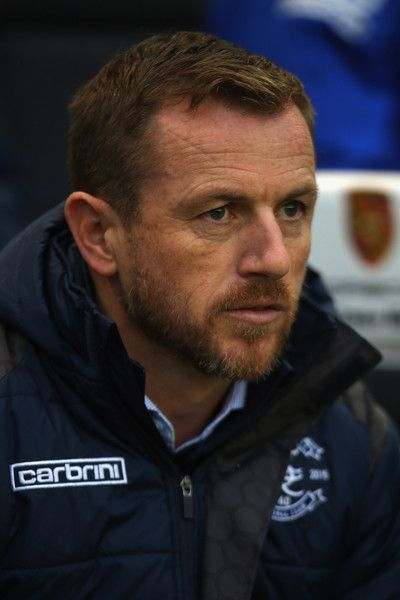 Gary Rowett Photos Photos - Birmingham City Manager Gary Rowett looks on prior to the Sky Bet Championship match between Brighton and Hove Albion and Birmingham City on November 28, 2015 in Brighton, United Kingdom. - Brighton and Hove Albion v Birmingham City - Sky Bet Championship