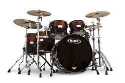 Mapex Drums Releases Saturn Series Limited Edition Drum Set