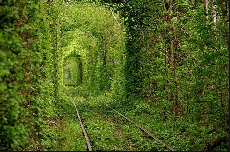 愛のトンネル(ウクライナ)