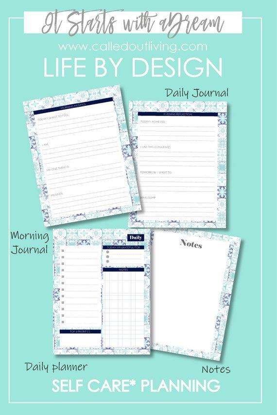 image about Full Focus Planner Pdf named Self Treatment Planner Workbook, Wellbeing, Self-Treatment Planner