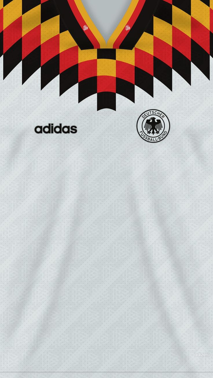 Germany 94-95 kit home ( updated )