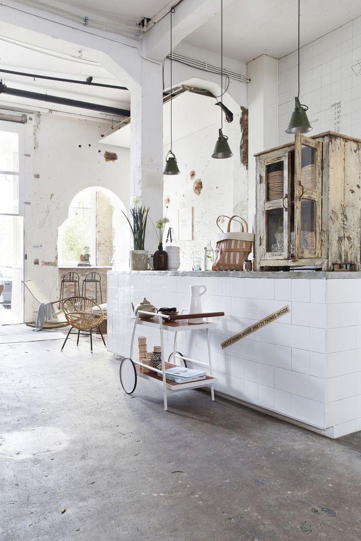 Parallel Keuken Ikea : over Witte Keukens op Pinterest – Keukens, Kasten en Keukenkasten