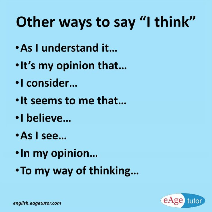 Other ways to say I think {Hilfe im Studium|Damit dein Studium ein Erfolg wird|M… – Roxana 100 ( Get inspired Photography )