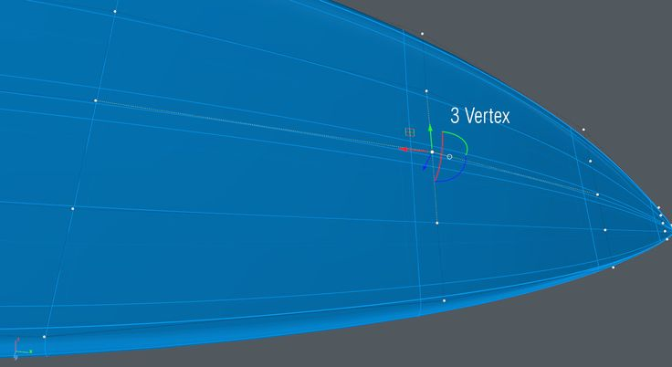 Need help with boolean difference, surfboard design [SOLVED] - McNeel Forum