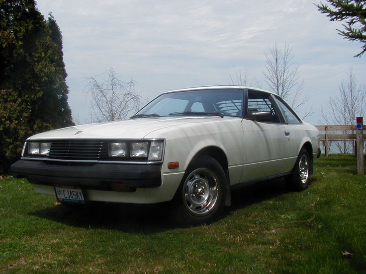 Toyota Celica Gt1600 Coupe Sadly One Of The Fastest Cars