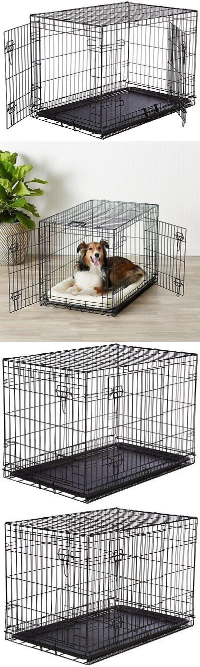 cages and crates xl dog crate chain link dog kennel outdoor pet big dog
