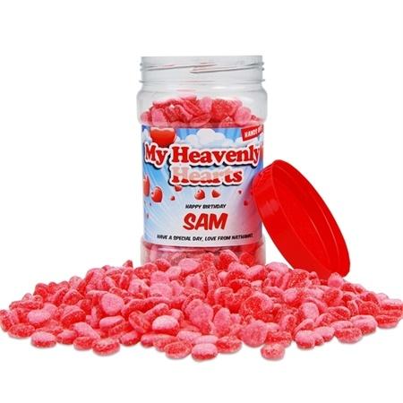 My Heavenly Hearts Jar