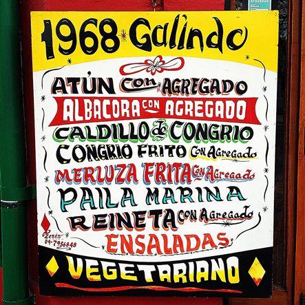 Zenén Vargas, chilean lettering artist.