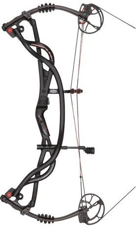 A very different design. Not traditional, but you can see the support being quite strong.   Carbon compound bow - CZ 75 Grips http://www.rgrips.com/en/cz-75-85-grips/28-cz-7585-grips.html