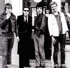 The Damned: Punk Rock, England, Music Scene, London Calling, London Punk, Punk Art, Original, British Music
