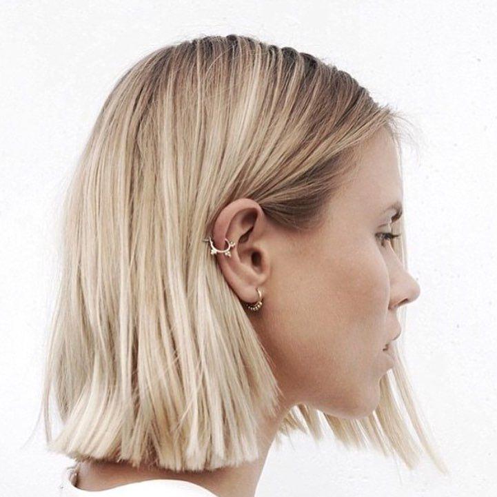 Fabulous 1000 Ideas About Blonde Short Hair On Pinterest Short Hair Hairstyles For Women Draintrainus