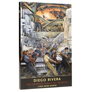 Diego Rivera: The Detroit Industry Murals Softcover - Detroit Institute of Arts…