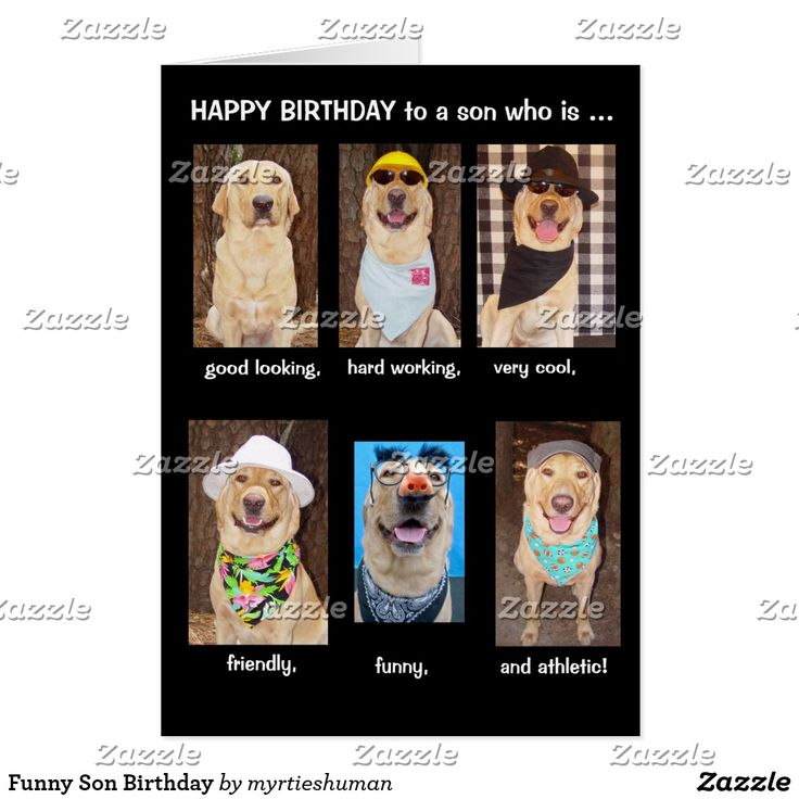 25+ Best Ideas About Son Birthday Cards On Pinterest