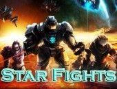 Baixar jogos compatível com celular Android gratis para baixar. Star fights, lutas nas estrelas – Lutas Star – uma guerra selvagem espaço para recursos. Construa sua base e criar seu exército.
