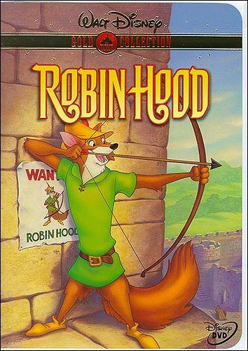 Robin Hood Cartoon Robin Hood 1973 Movies Disney Movies