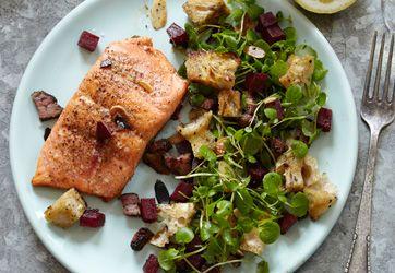 Opskrift| Ørred på forskellige måder | 3 opskrifter på ørred | God fisk til middag
