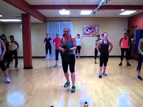 Mejores 56 im genes de ejercicios deportivos en pinterest - Videos de zumba para hacer en casa ...