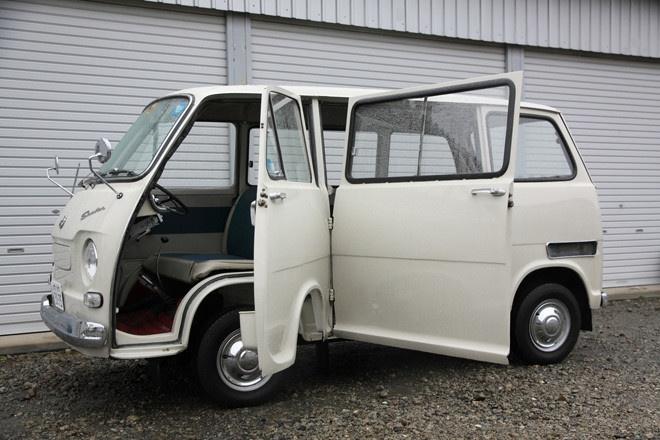 1967 Subaru Sambar Maintenance/restoration of old/vintage ...