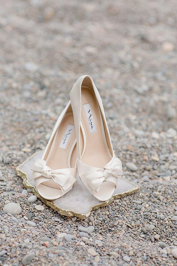 Organic Bohemian Wedding Styled Shoot Chic Stylish Weddings Wedding Shoes Comfortable Wedding Shoes Sandals Wedding Shoes Heels