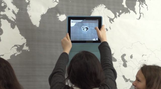 Putting the World In Their Hands: Augmented Reality in the Classroom | MindShiftPower Learning, Augmentedr Ar, Augmented Reality, Technology Ipad, Pass Fads, Learning Tools, Classroom Augmentedr