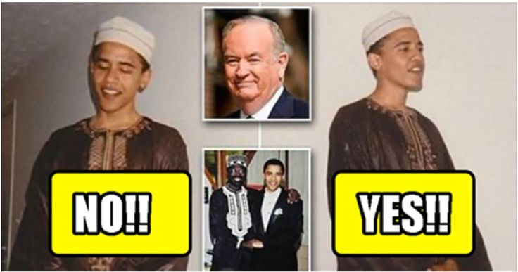 """POLL: Bill O'Reilly Says Obama's DEEP Ties With Islam Has Hurt America…Do You Agree? Newly unearthed photos of President Obama in Muslim garb underscore his deep ties to the faith — and possibly help explain his reluctance to call out radical Islam, Fox News Channel's Bill O'Reilly said Wednesday. The photos, aired on """"The O'Reilly Factor,"""" were taken at the wedding of Obama's half-brother, Malik Obama, in Maryland sometime in the early 1990s, O'Reilly said. """"There is no question the Obama…"""