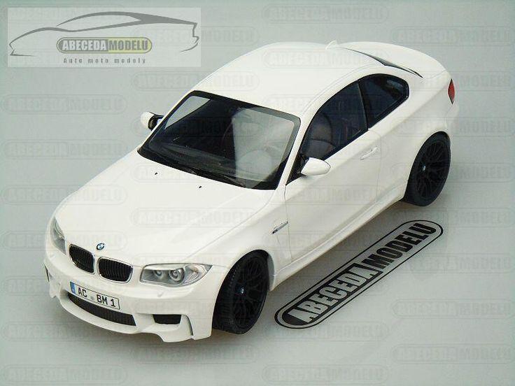 BMW 1 er M COUPE 2011 Minichamps 1/18
