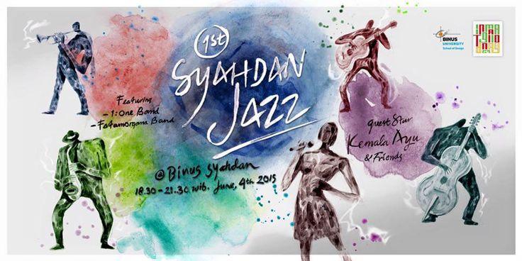 1st Syahdan Jazz on Behance