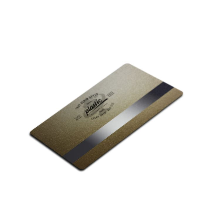 Buy online Gold Card - Magnetic Stripe. Welcome to 2016 gold card, silver card and plastic card collections. Complimentary free shipping worldwide.