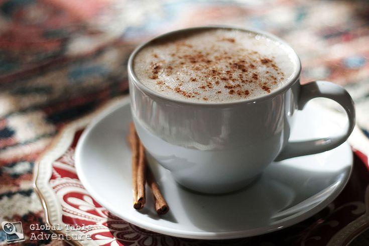 The Red Love Latte | Recipe