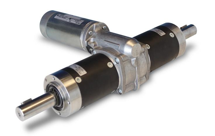 STM Solar Tracker Motor. Servo motor for tracking solutions by Dunker, Dunkermotor, Dunkermotoren.