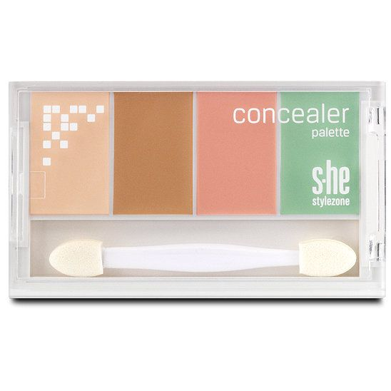 s.he stylezone Concealer Palette, Concealer bei dm online.