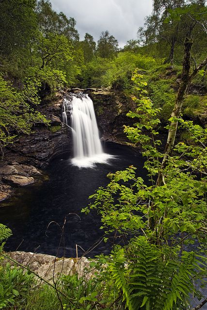 Falls of Falloch, Loch Lomond, Scotland