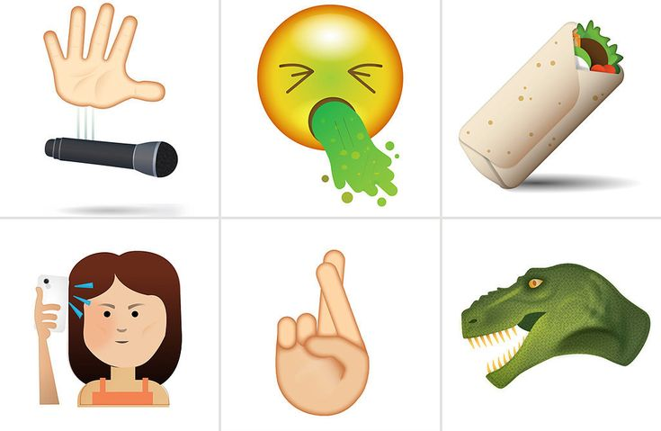 Emoji That Should Exist | POPSUGAR Tech